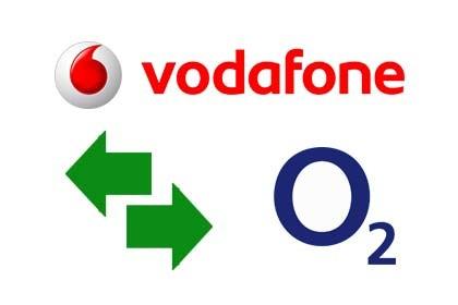 Vodafone und o2