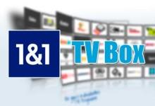 1&1 TV Box