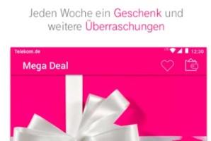 Telekom Mega Deal – Kostenloses Ladekabel für den Schlüsselbund