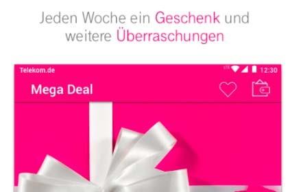 Telekom - MegaDeal App