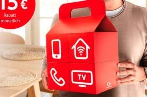 Analogabschaltung bei Vodafone Kabel Deutschland startet am 9. Januar