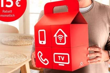 Vodafone - Giga Kombi