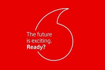 Vodafone - LTE Netz im Weltall