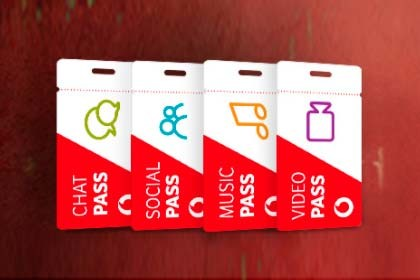 Vodafone Pass Apps