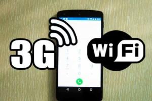 3G - Wi-Fi