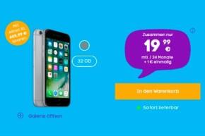 iPhone und Flatrate für unter 20 Euro monatlich bei Blau