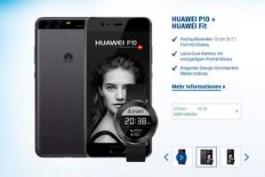 Hardware Deal bei o2 – Huawei P10 Lite zum Bestpreis