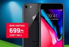 mobilcom-debitel - iPhone 8
