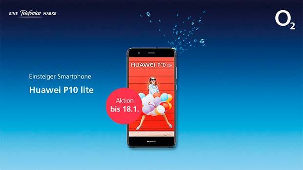 o2 Huawei P10 Lite