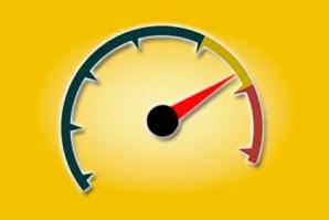 So schlecht liefern die deutschen INternetanbieter die Vertragliche Maximalgeschwindigkeit