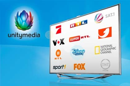 Unitymedia - UHD TV