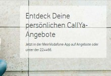 Vodafone - CallYa Angebot