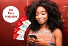 Vodafone - Pass Karte