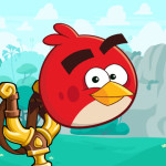 AngryBirds ist bei Kindern noch immer ein sehr beliebtes Spiel, das keine großen Ansprüche an die Ausstattung des Handys stellt.